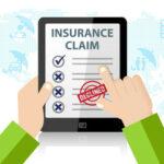 Insurance Claim Denied on iPad